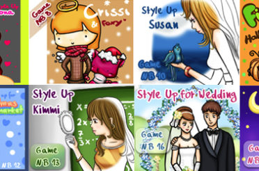 Dress Up Games (until 2009)